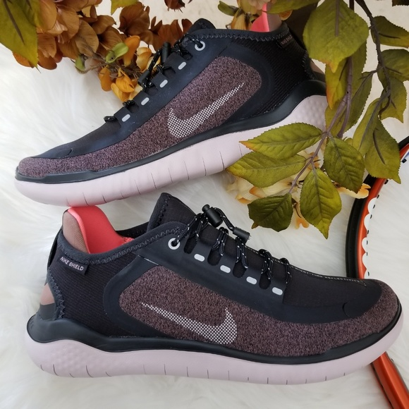 5b7c4897174 Nike Free RN 2018 Shield Women s Shoes